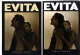 EVITA - 3x PROMO MAGAZINE ADVERTS